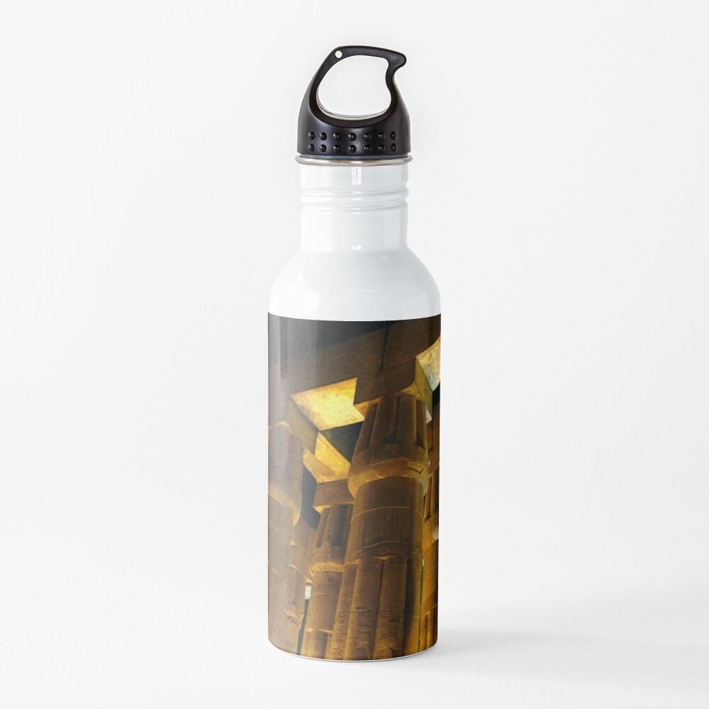 Luxor Temple - Luxor, Egypt Water Bottle