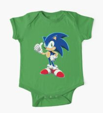 Sonic  One Piece - Short Sleeve