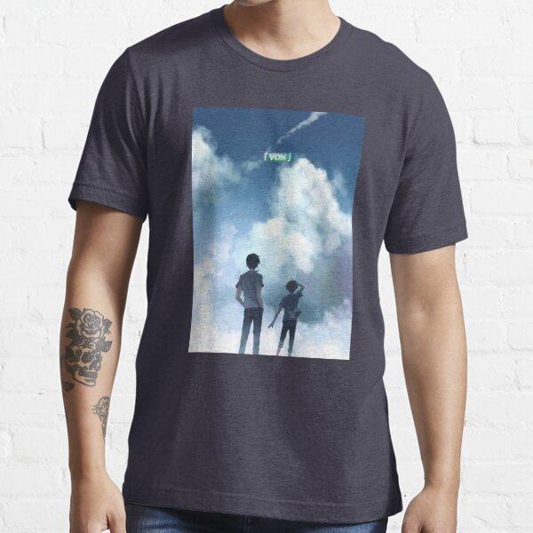 Zankyou no Terror Essential T-Shirt