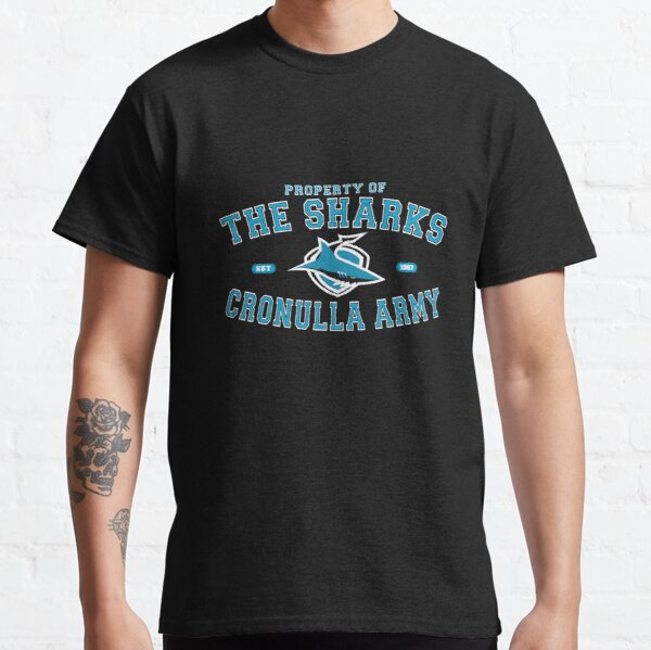 NRL - The Cronulla Sharks Army  Classic T-Shirt