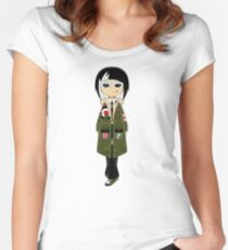 Mod Girl Women's Fitted Scoop T-Shirt