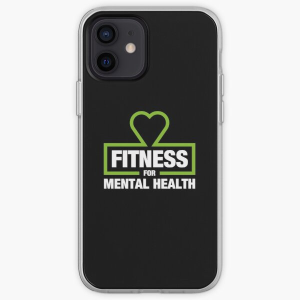 Fitness for Mental Health iPhone Soft Case