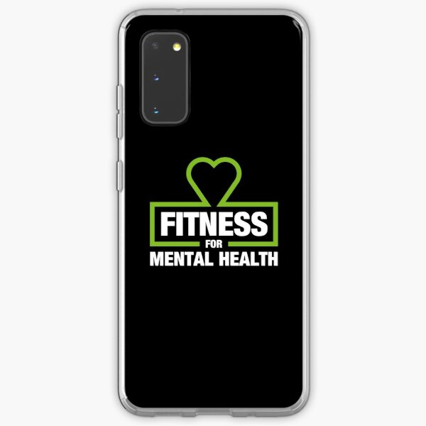 Fitness for Mental Health Samsung Galaxy Soft Case