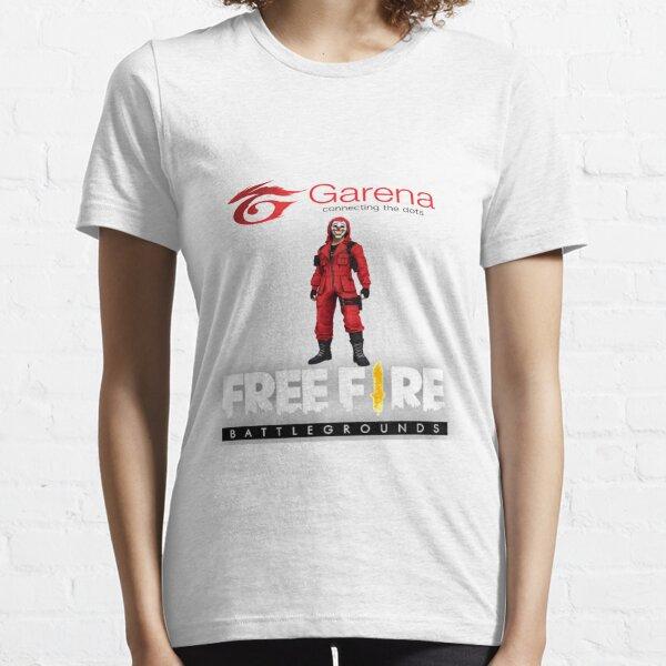 camiseta criminal freefire Camiseta esencial