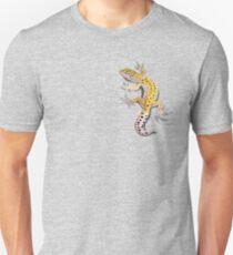 Camiseta unisex Leopard Gecko Clinger