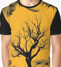 Tree Clearing Graphic T-Shirt