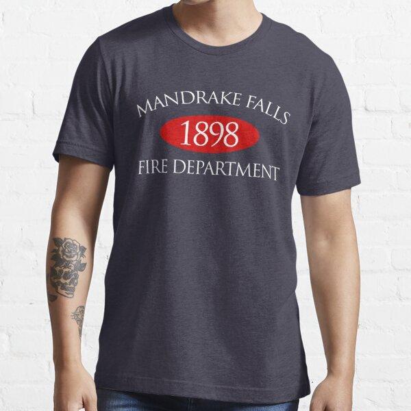 Mandrake Falls Fire Department Essential T-Shirt