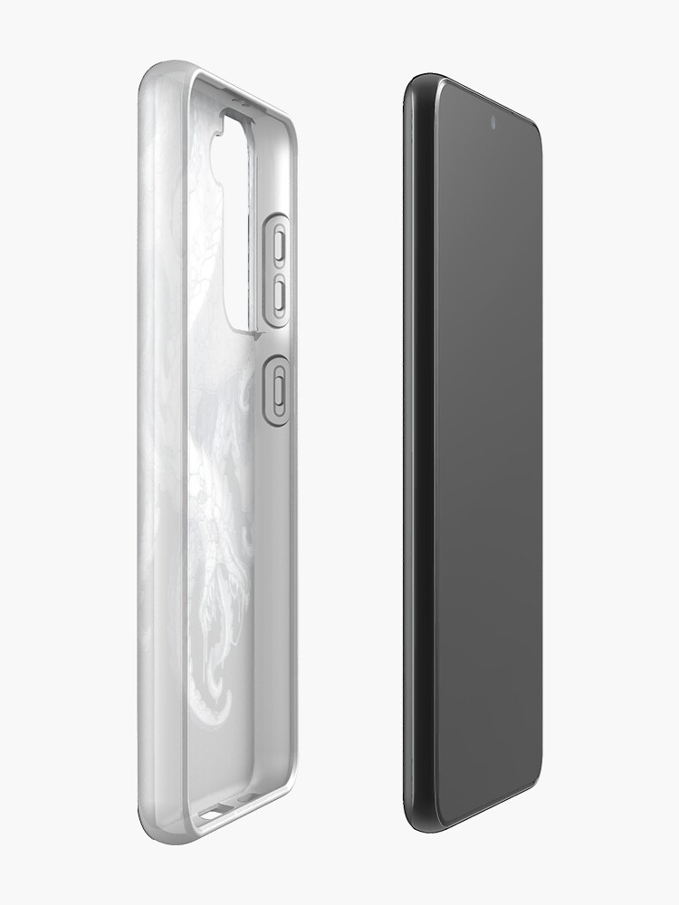 Alternate view of sawtooth Case & Skin for Samsung Galaxy