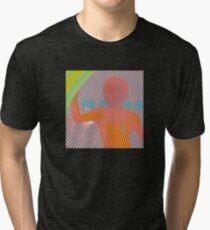 "Flaming Lips ""Peace Sword"" Tri-blend T-Shirt"