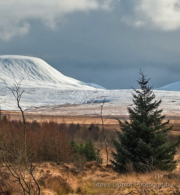 The Black Mountain by Stephen Liptrot