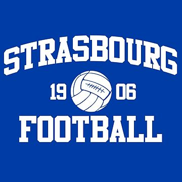 Strasbourg Football Athletic College Style 2 Color by Toma-51