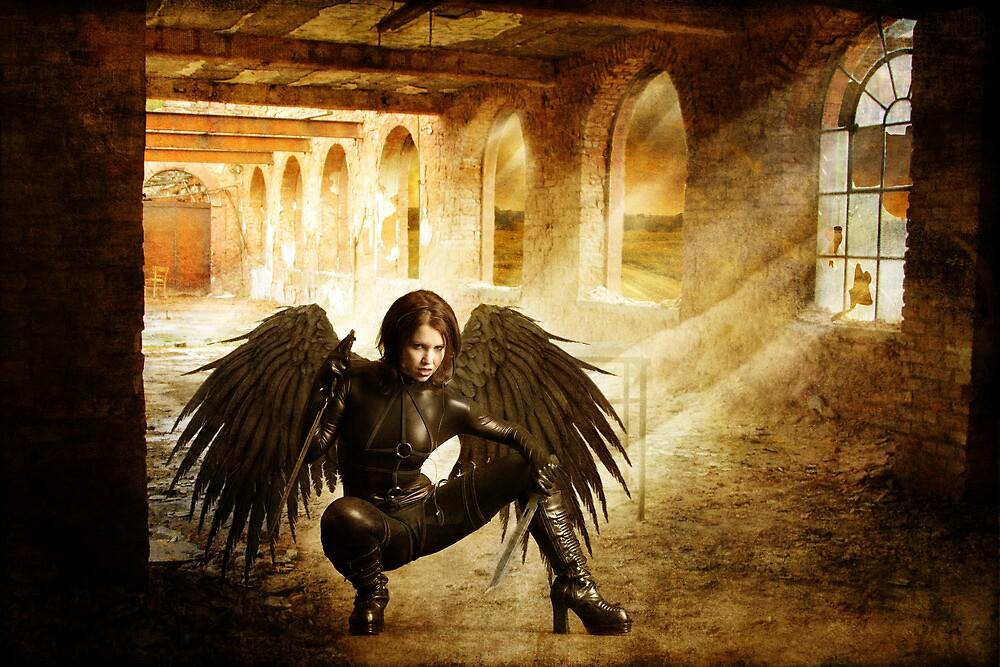 Desolation Angel by Dave Godden