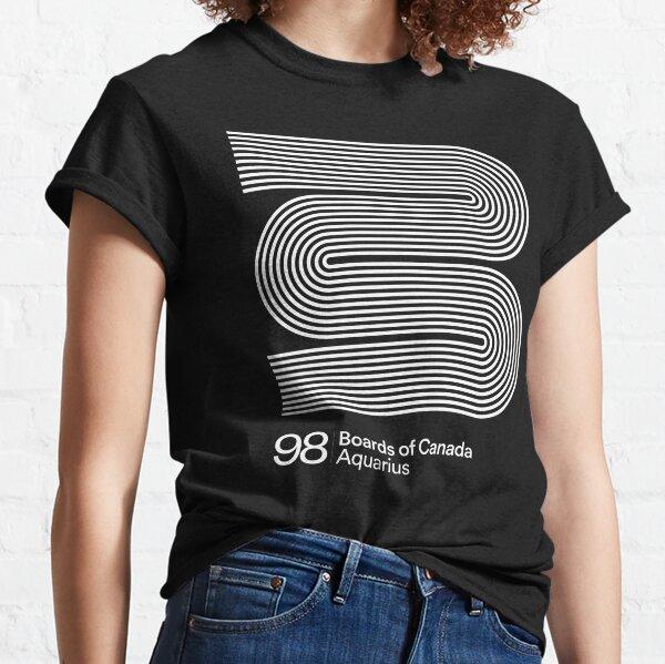 Boards of Canada — Aquarius Classic T-Shirt