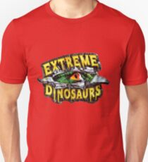 Extreme Dinosaurs - Logo T-Shirt