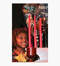 Wonderment!  Kwanzaa, Kuumba (Creativity)  Photographic Print