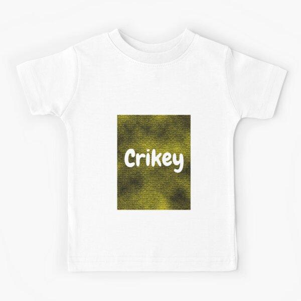 Crocodile Smile Kids T-Shirt