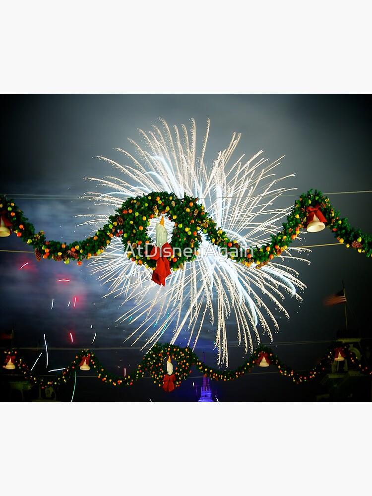Boom Goes Christmas by AtDisneyAgain