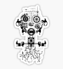 Ghost In The Machine Sticker