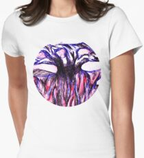 SCRAP METAL Womens Fitted T-Shirt