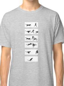 Cheetah Run Classic T-Shirt