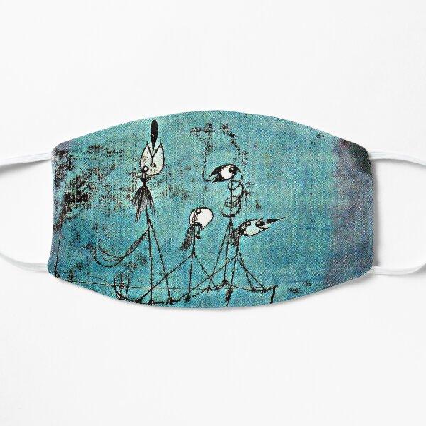 Paul Klee artwork, Twittering Machine Mask