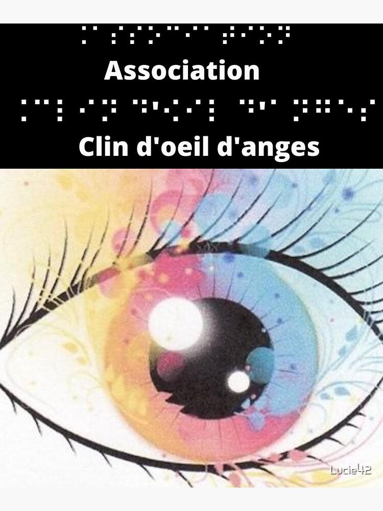 «Association Clin d'oeil d'anges» par Lucie42