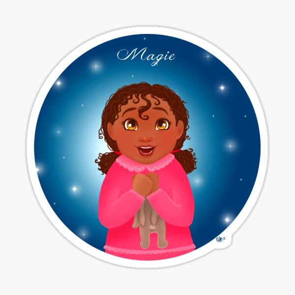 Christmas magic - magie de Noël Sticker