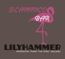 Flamingo Bar - Lilyhammer  | Unisex T-Shirt