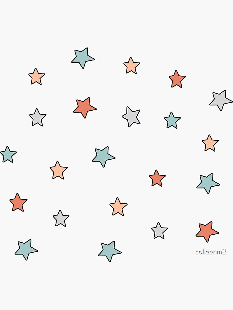Aesthetic mini star pack by colleenm2