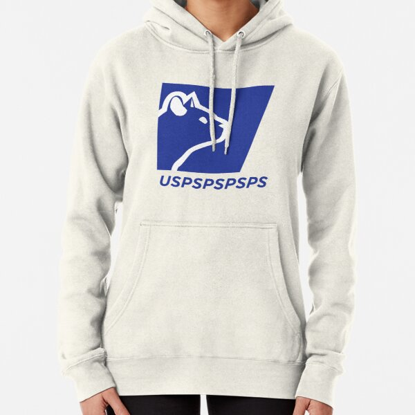 Cat Mail Pullover Hoodie