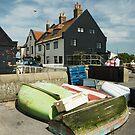 Mudeford Quay by StephenRB
