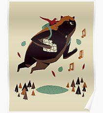 banjo kazooie Poster