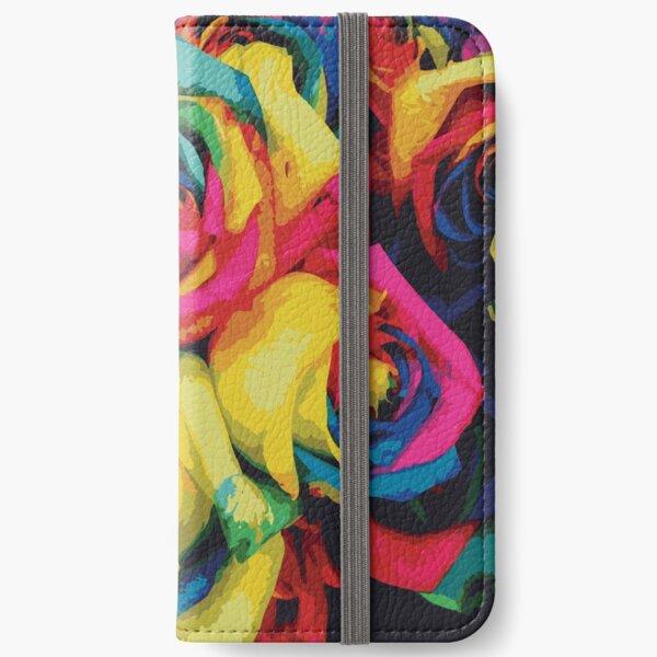 flower iPhone Wallet