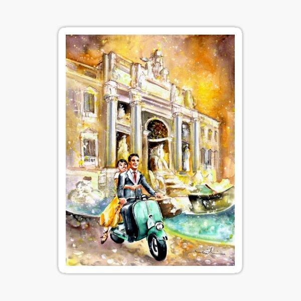 Rome Authentic Sticker
