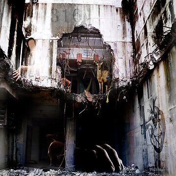 Surreal Demolition  von ImageNation