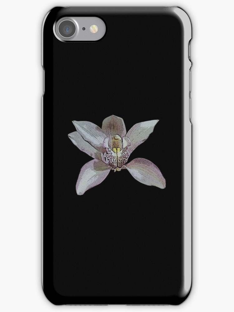 Cellphone Case Orchid Flower 11 by Gotcha29