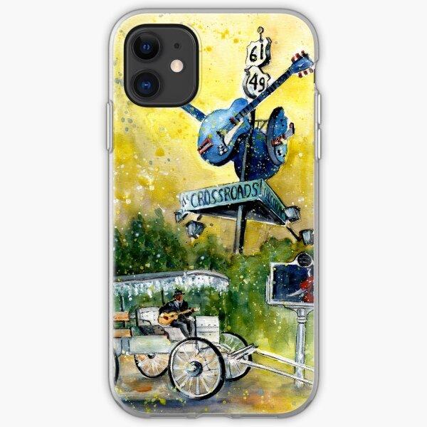 Clarksdale Authentic iPhone Soft Case