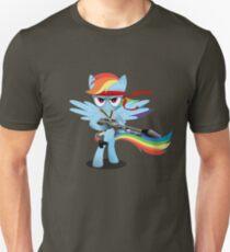 Gunner Rainbow Dash T-Shirt
