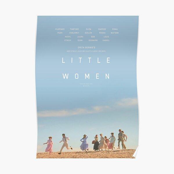 petites femmes affiche art meilleur film Poster