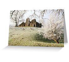 Pendragon Castle Greeting Card