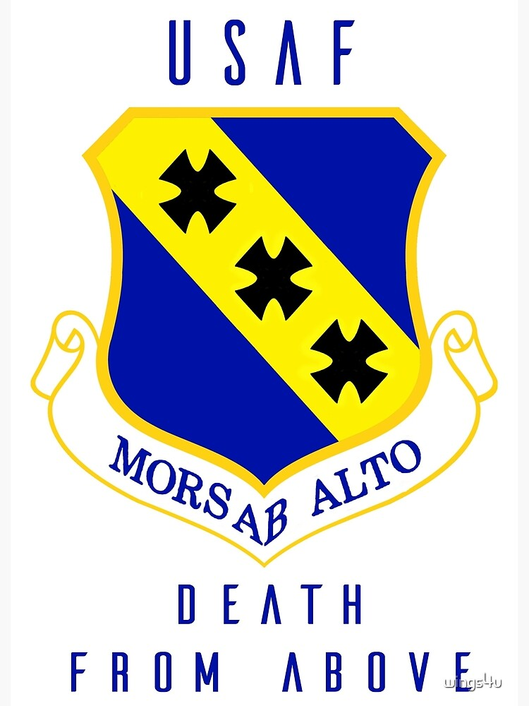 USAF - Death From Above by wings4u