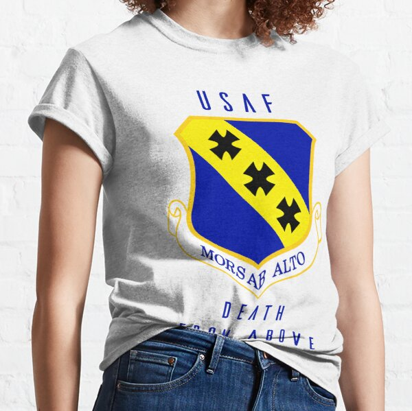 USAF - Death From Above Classic T-Shirt