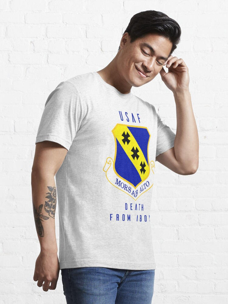 Alternate view of USAF - Death From Above Essential T-Shirt