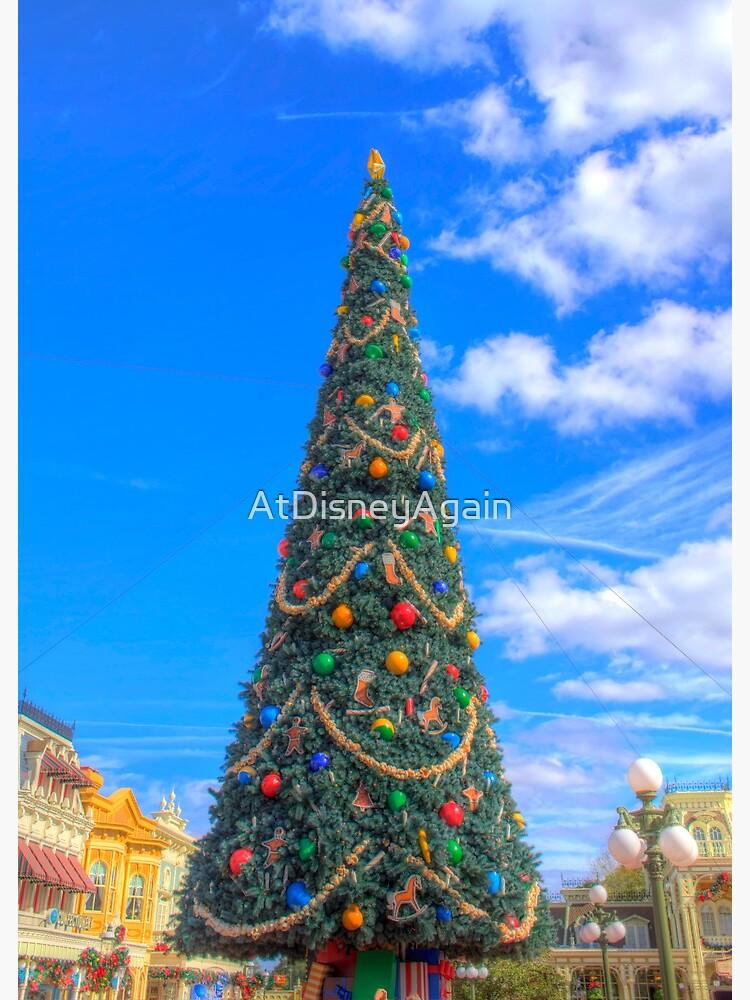 Merry Main Street by AtDisneyAgain