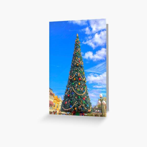 Merry Main Street Greeting Card