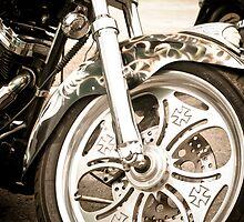 World of Wheels by Tony  Bazidlo