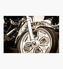 World of Wheels Photographic Print