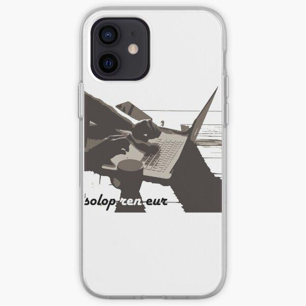 solopreneur iPhone Soft Case