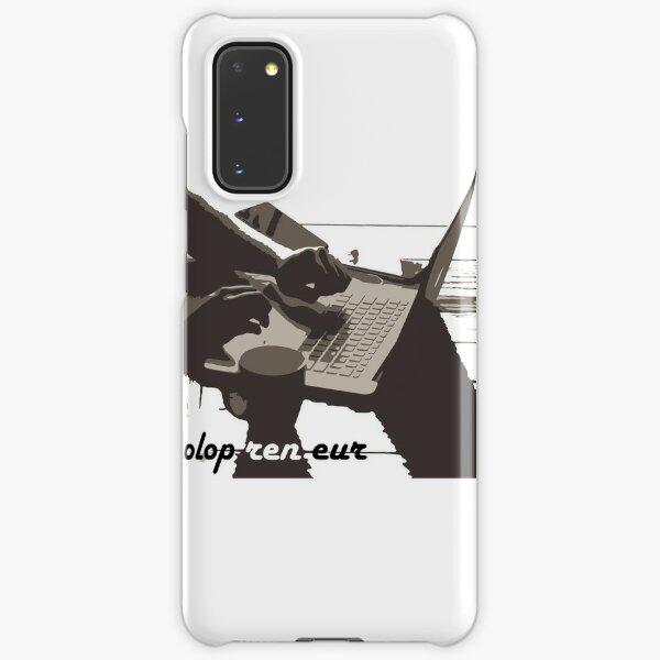 solopreneur Samsung Galaxy Snap Case