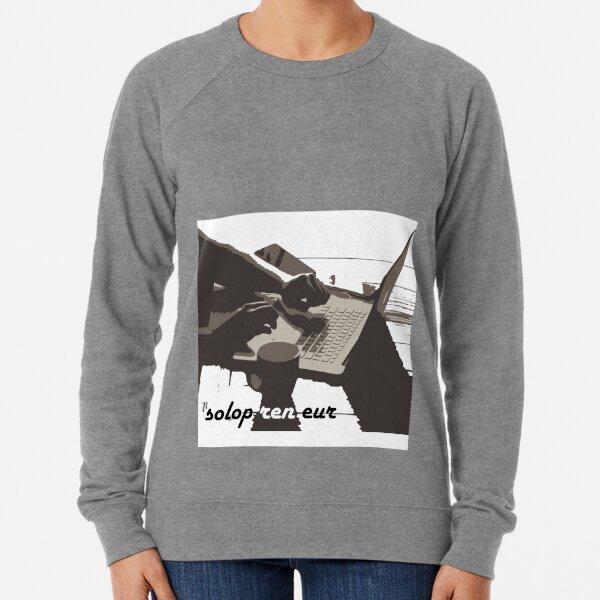 solopreneur Lightweight Sweatshirt